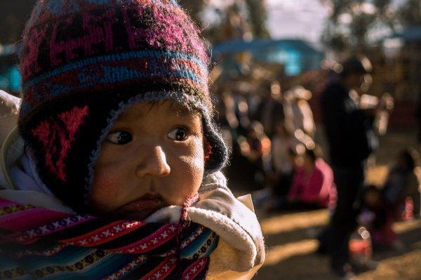Министр развития и социальной интеграции страны Лилиана Ла Роса пригласила мальчика на работу в столицу Перу