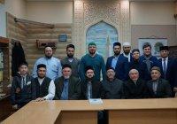 Муфтий РТ принял участие во встрече выпускников РИИ