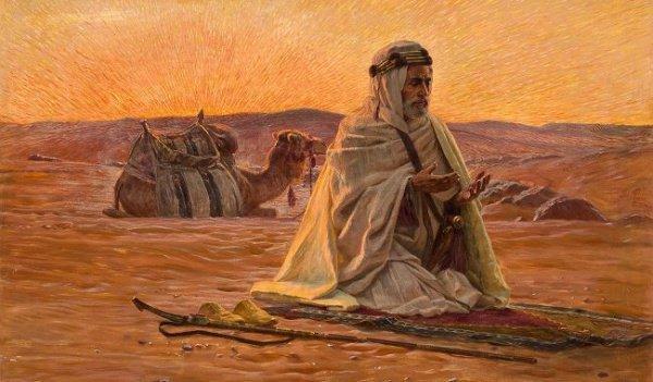 История о том, как иудеи приняли ислам?