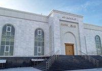 В Астане открылась мечеть с уникальной архитектурой (Фото)