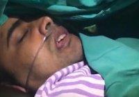 Пациент с опухолью мозга продолжал молиться во время операции (Видео)