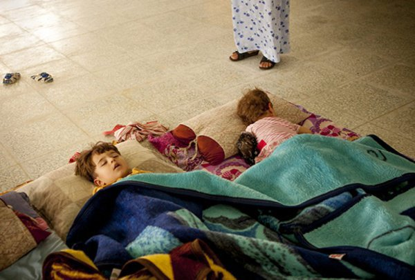 В Сирии и Ираке продолжают находиться сотни российских детей.
