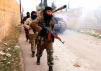 Террористы захватили город в Сирии