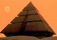Ноев ковчег мог быть пирамидой, а Ной – фараоном