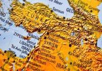 Российская военная полиция патрулирует приграничный район Сирии