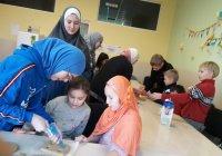 Мусульмане провели традиционное детское мероприятие в Эстонии