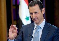 Новые планы относительно Башара Асада