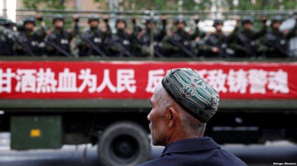 В Китае продолжается борьба с религией.