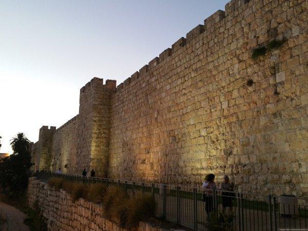 Старый город Иерусалима и его стены признаны объектами Всемирного наследия.