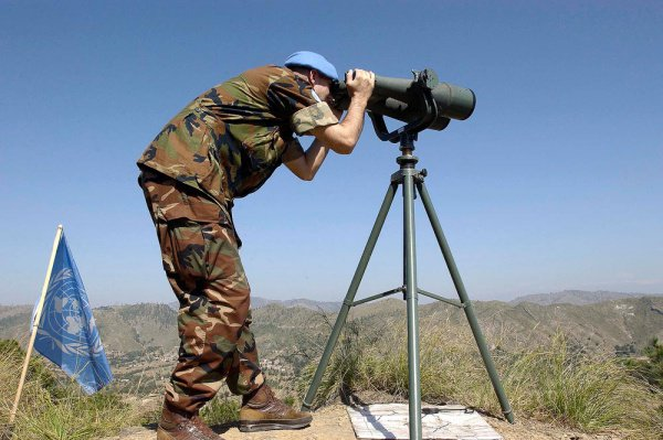 Миссия наблюдателей ООН направлена на обеспечение функционирования порта