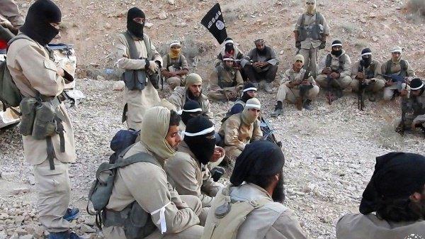 В Сирии были казнены несколько казахстанцев.