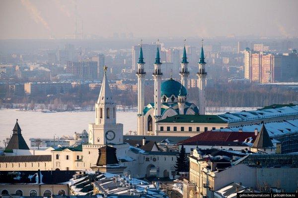 Уровень в жизни в Татарстане оказался одним из самых высоких в России.