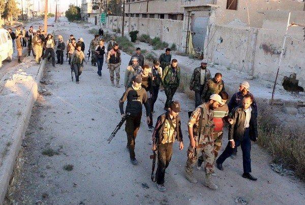 Башар Асад провел масштабную амнистию.