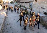 В Сирии «простили» тысячи дезертиров и боевиков