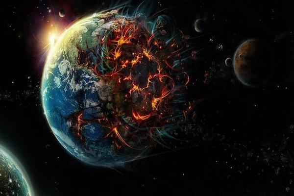 Конец света будет ознаменован множеством катаклизмов.