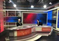 Муфтий РТ выступил на государственном телевидении Турции