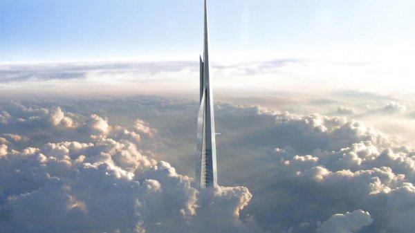 Небоскреб в Саудовской Аравии станет высочайшим в мире.