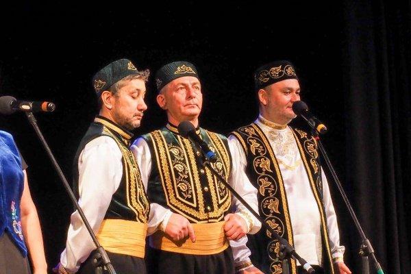 Татары в Польше? Откуда?!