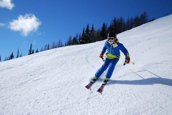 Система защиты часто бьет тревогу во время падений владельца с лыж