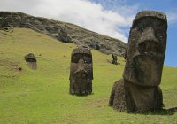 Ученые раскрыли предназначение статуй на острове Пасхи