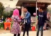 В Египте студентку отчислили за объятия с женихом (Видео)