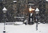 Смертельный снегопад обрушился на Европу