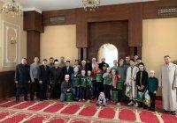 Муфтий РТ наградил лучших чтецов Корана среди детей