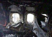 Опубликованы фото салона разбившегося в Иране самолета (Фото)