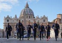 На Олимпийских играх выступит сборная Ватикана