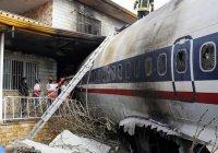 15 человек стали жертвами крушения самолёта в Иране