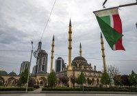 В Чечне построили 36 новых мечетей