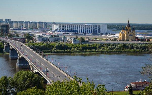 ород занял 109-е место в рейтинге — это самое высокое место для РФ