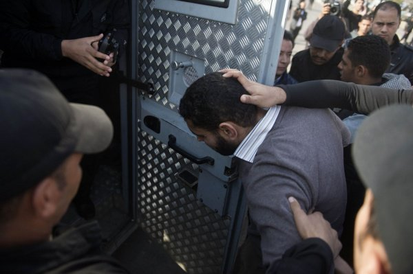 О загадочных арестах россиян в Египте сообщалось и ранее.