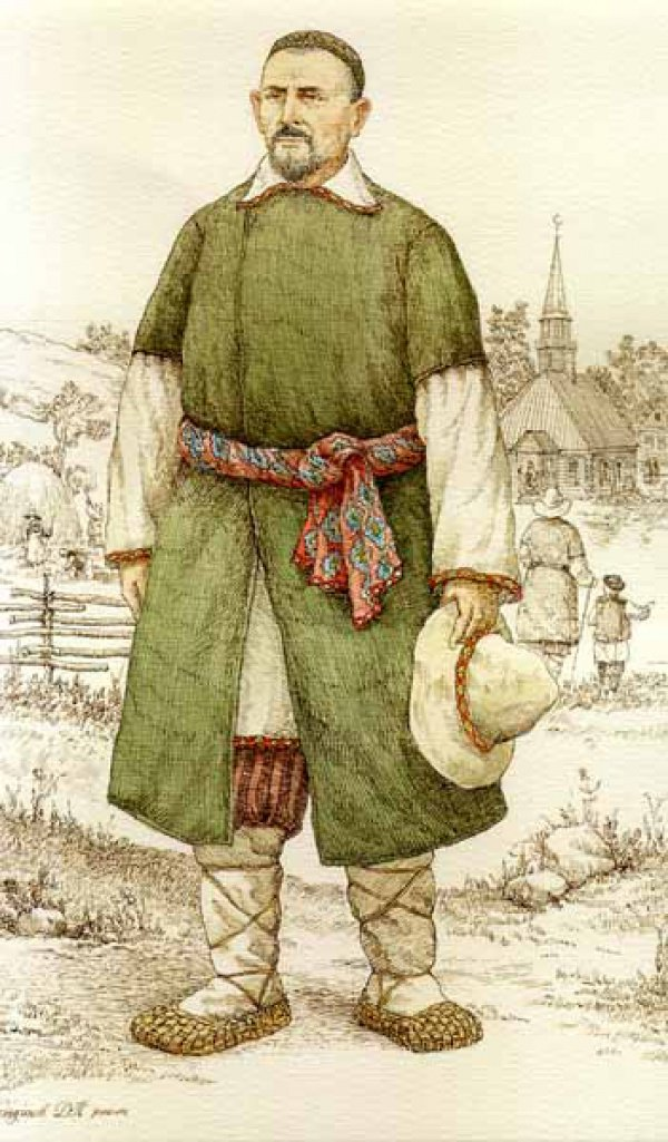Как одевались татары в середине XIX – начале XX веков?