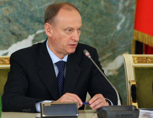 Николай Патрушев заявил о снижении террористической активности в России.