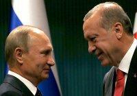 В Анкаре назвали тему переговоров Путина и Эрдогана