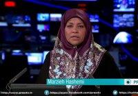 Ведущая иранского телеканала задержана в США