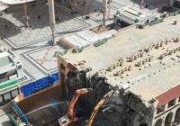 Территория мечети Пророка в Медине будет расширена