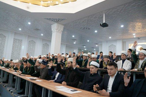 Пленум ДУМ РТ прошел в Болгаре.