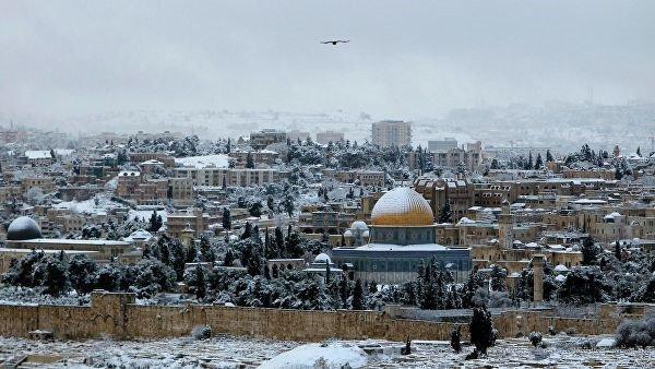 Старый город Иерусалима.
