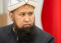 Муфтий Киргизии призвал мусульман не отказываться от вакцинации