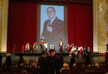 В Казани прощаются с Ильгамом Шакировым