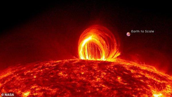 Наибольший интерес для них представляет не только структура протуберанцев на Солнце, но также и цветовая гамма вспышек