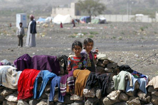 Гражданская война в Йемене продолжается с 2014 года.