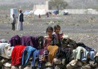 В Йемене от голода погибли до 85 тысяч детей