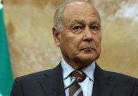 ЛАГ: значение палестинского урегулирования для арабского мира уменьшилось