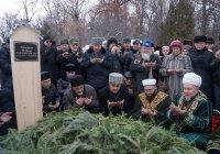 Муфтий Татарстана совершил джаназа-намаз по Ильгаму Шакирову
