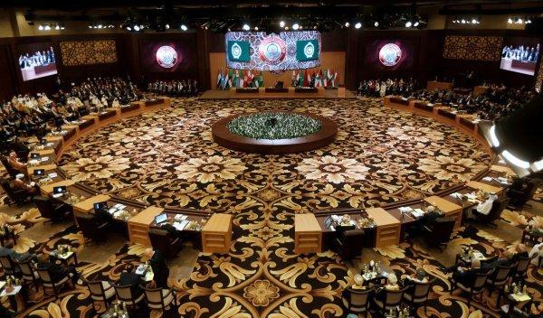 В Бейруте завершился саммит ЛАГ.