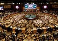 Саммит Лиги арабских государств пройдет в Мавритании