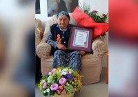 Умерла самая пожилая женщина России